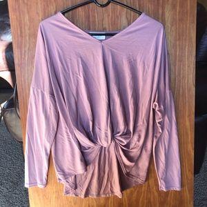 soft flow blouse
